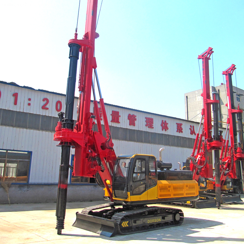 Small Piling Equipment
