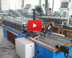 50 m/min Metal stud and track roll forming machine