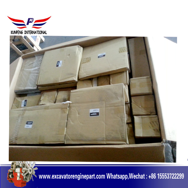 Iran-Mitsubishi Marirn Engine Parts Packing