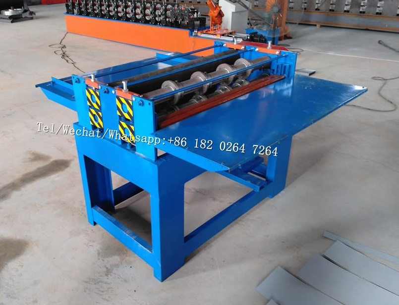 Steel Panel Slitting Machine