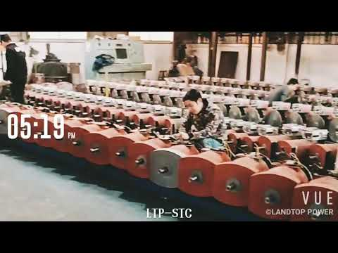 AC Alternator Production Line