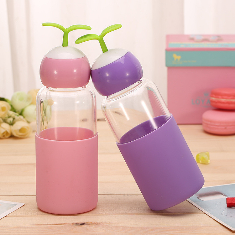 Custom silicone bottle sleeve silicone bottle protector