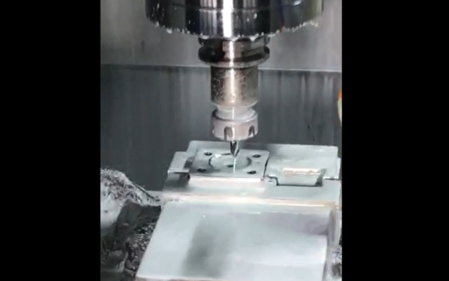 Custom CNC Milling Machining Metal Parts
