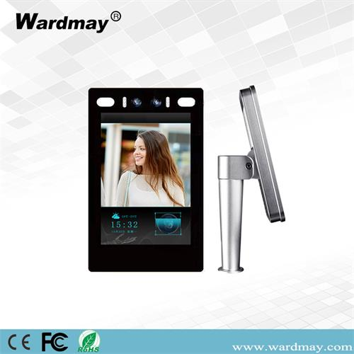 "Intelligent Face contrast Gate Camera with 8"" LCD Screen"
