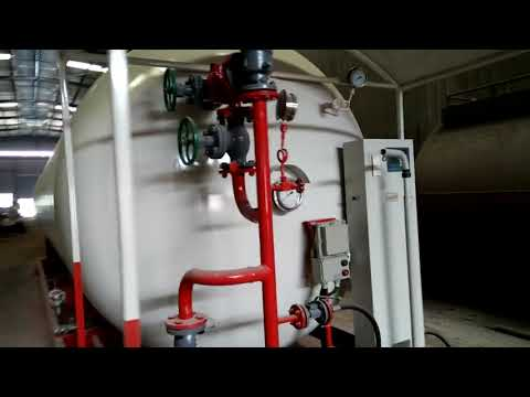LPG Skid Mounted Stations