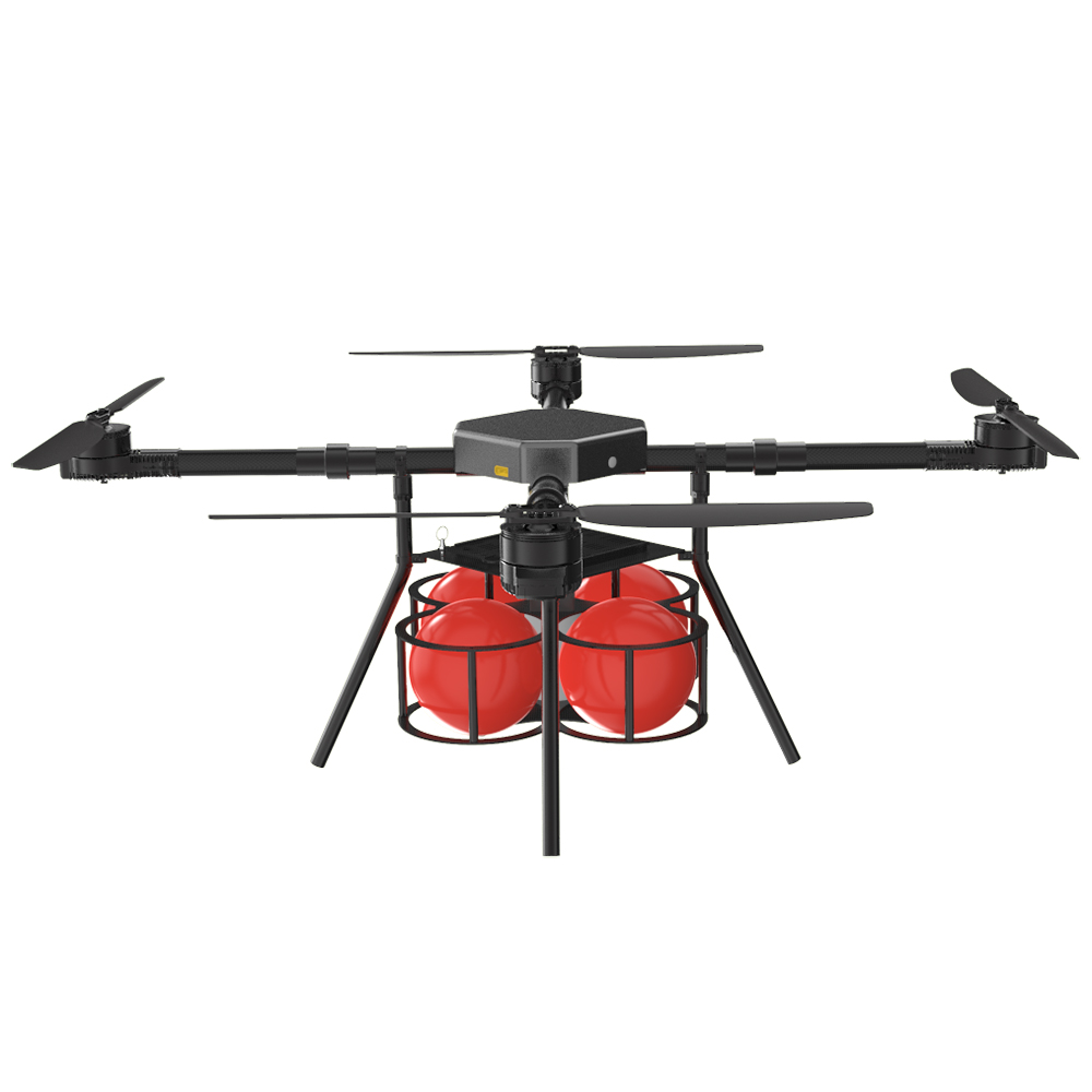 Fire Extinguisher Drone