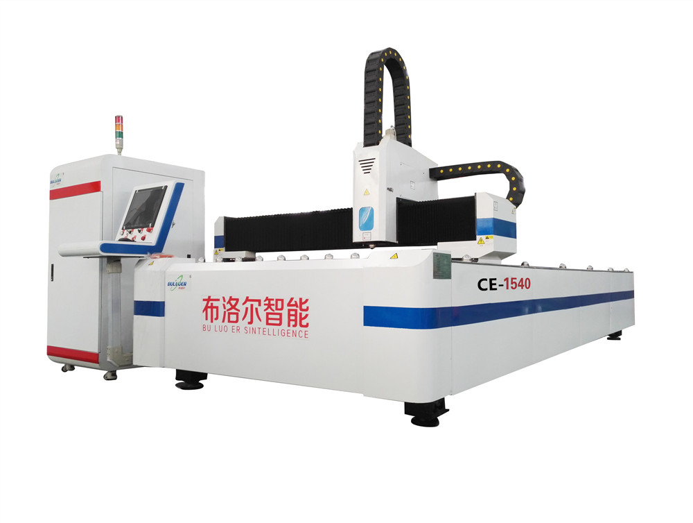 750w 1000w 1500w Fiber laser cutting machine Aluminum Copper Stainless steel carbon steel cutting