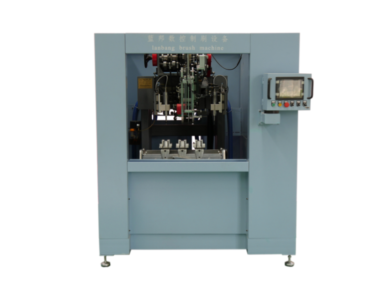 LBX 5 axis flat wire machine