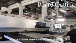 Hangzhou Taihua Home Furnishing Technology Co.,Ltd Factory Introduction