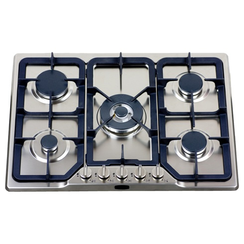 New kind home appliance stainless steel gas electric hobs