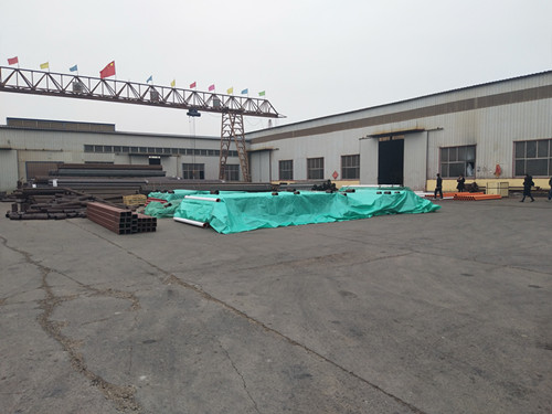 concrete pump pipe raw material at stock