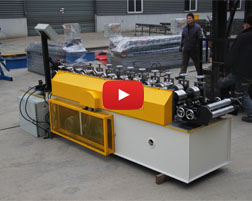 Fully automatic high speed drywall making machine