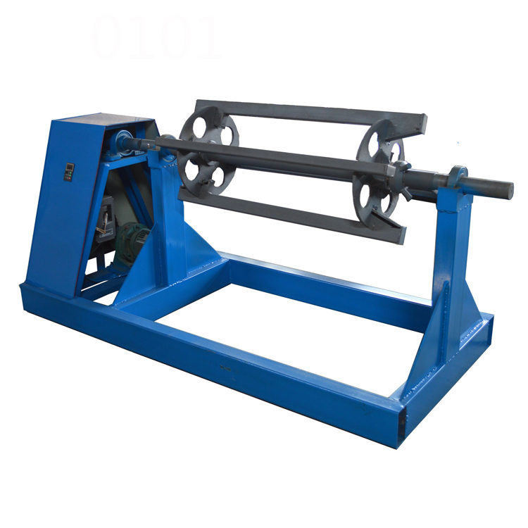 Steel Coil Electric Decoiler