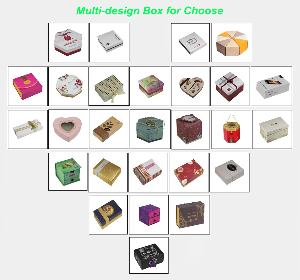 Multi-design Box for Choose