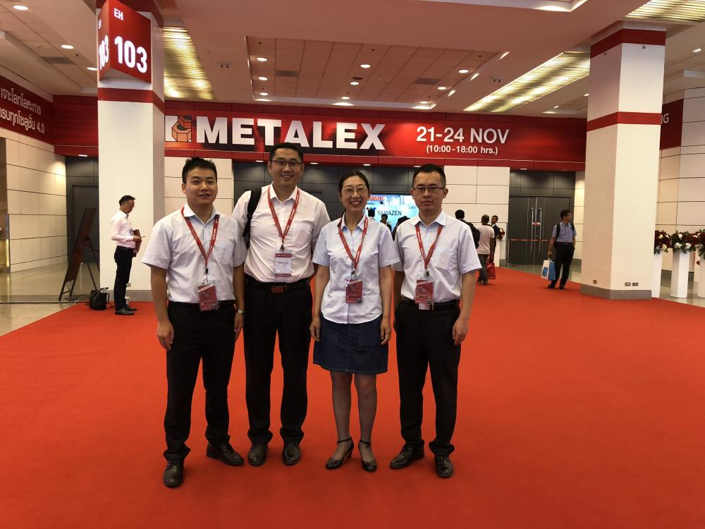 SDKELI at Metalex Thailand 2018 manufacturer of photoelectronic safety pproducts