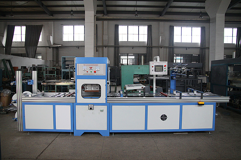 Automatic high frequency welding machine