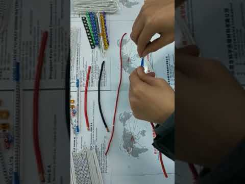 How to use the Cable Markers