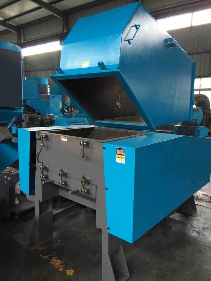 AMG-1000H (60HP) Plastic Granulator to Crush Plastic Chairs