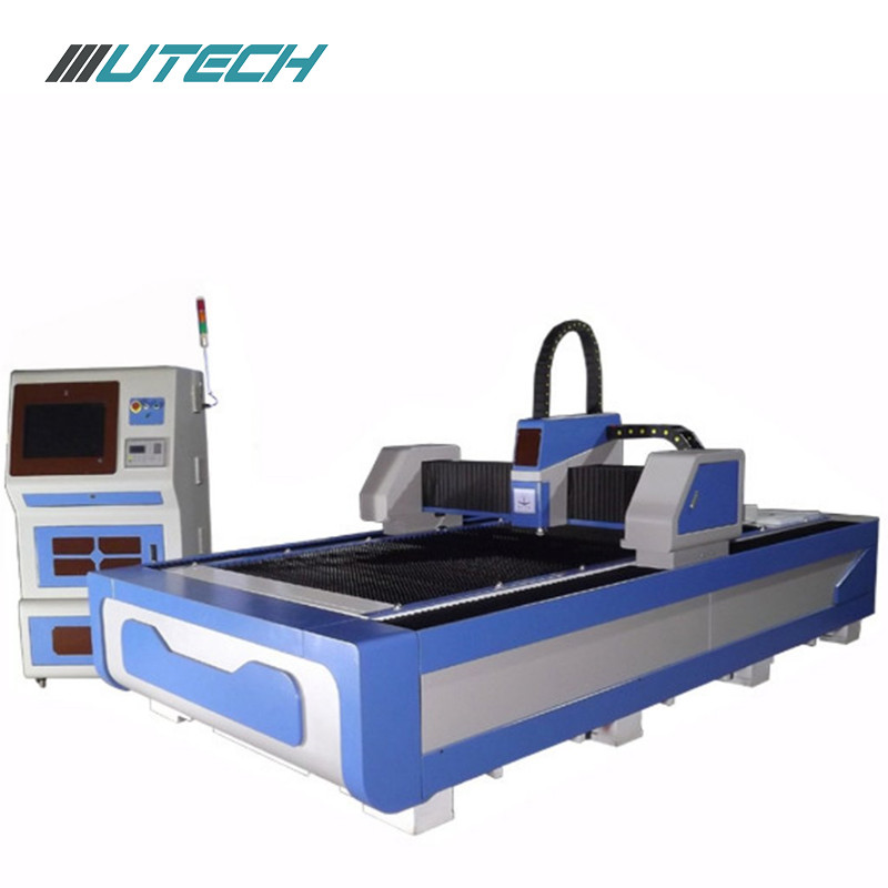 Fiber Laser Cutting Machine 1325 1530 for cutting stainless steel, carbon steel, aluminum etc