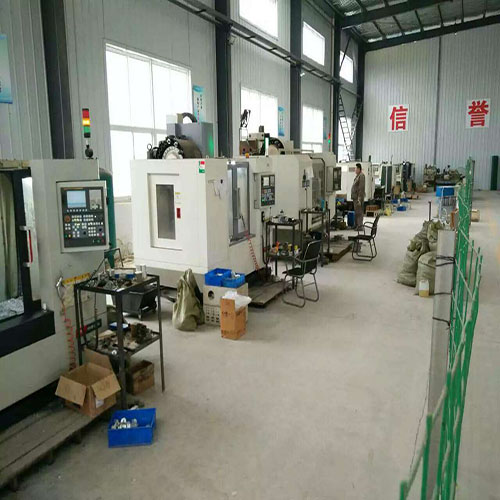 Machining Center for spray foam machine