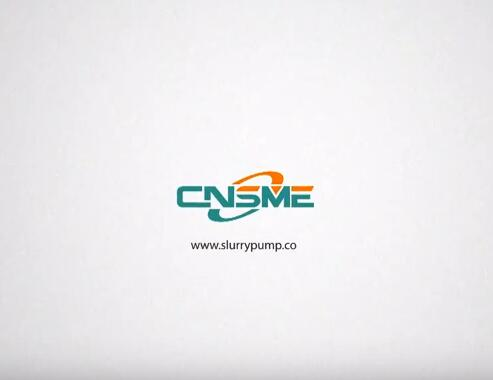 CNSME. Slurry Pump Video