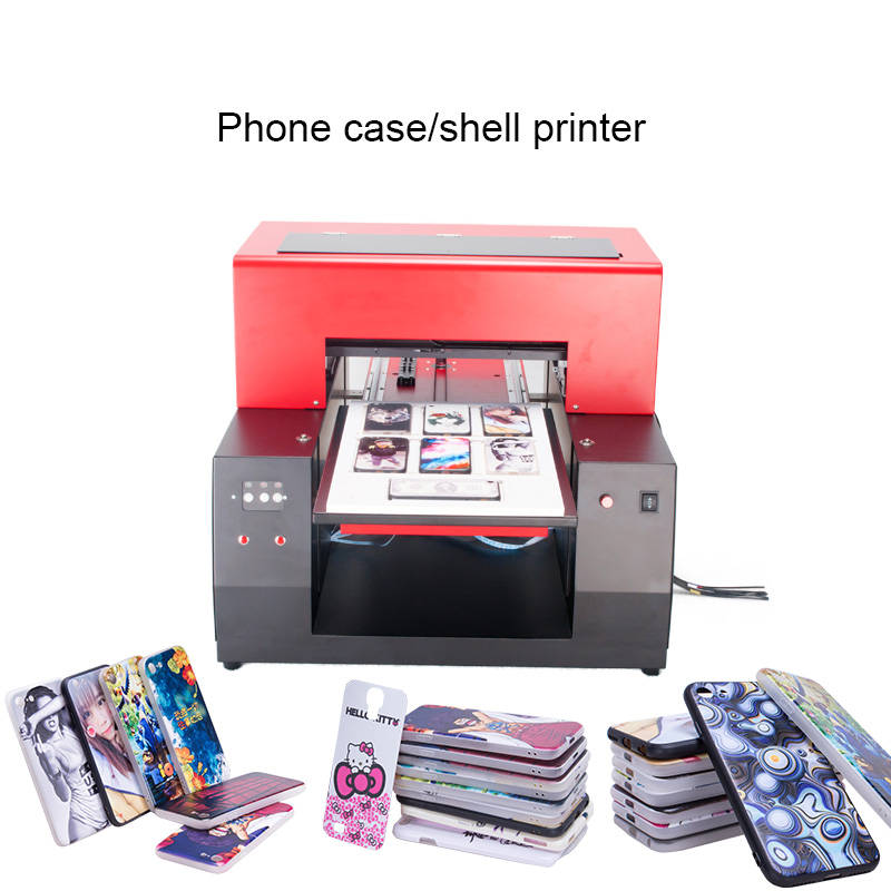 A3 uv printer phone case printer pvc card printer ceramic printer