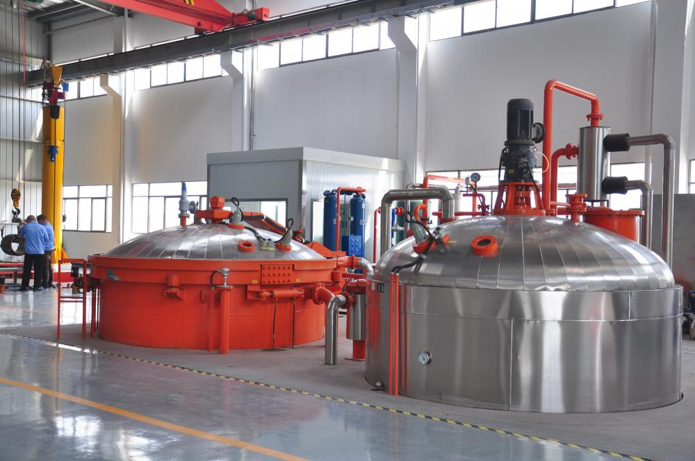 Vacuum Pressure Impregnation(VPI) Equipment