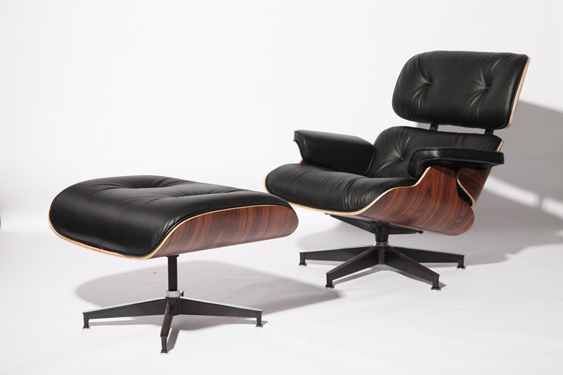 Best Selling Classic Leather Chair-Eames Lounge Chair