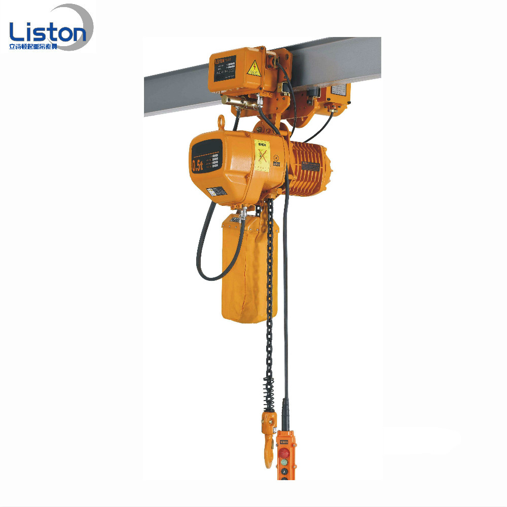 DHK electric chain hoist show