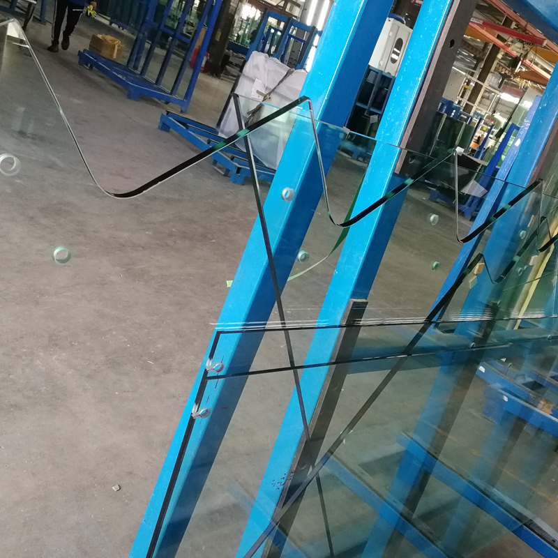 High Performance Shaped Tempered Glass