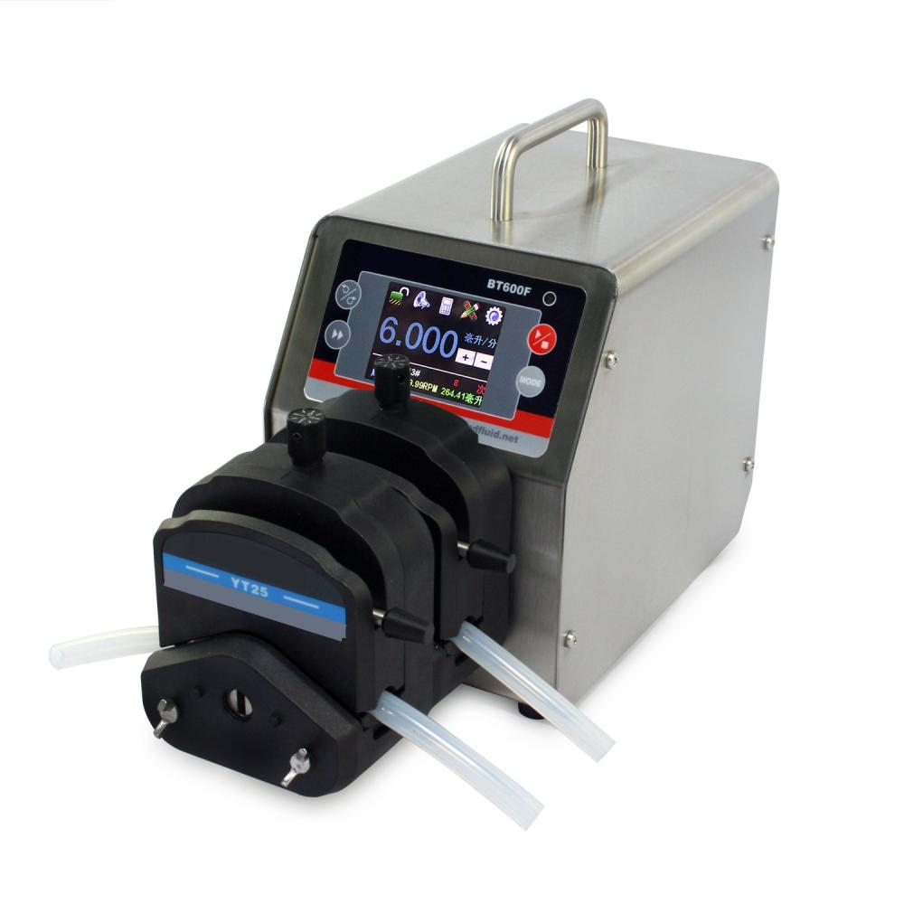 BT600F-YT25×2 peristaltic pump
