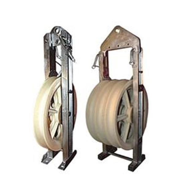 Cable Pulley Types In Our Factory