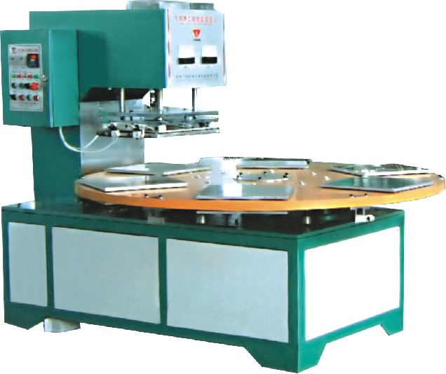 PVC binder folder high frequency welding machine