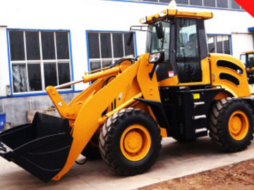 Mappower Front Loader Wheel Loader 2t