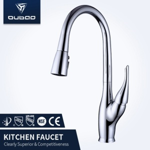 Grand High Arc Countertop Kitchen Tap