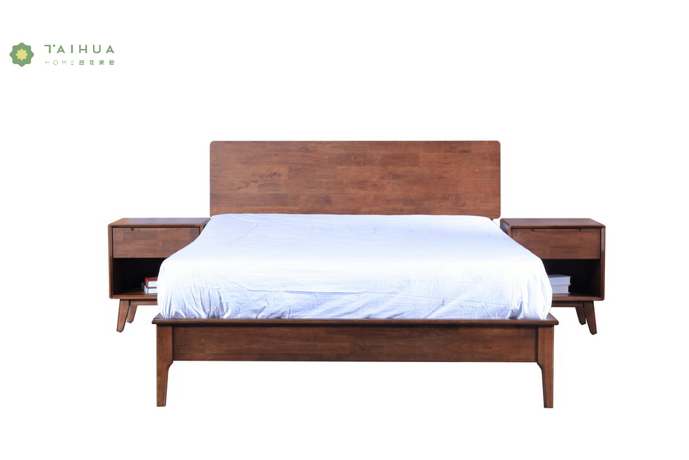 Dark Walnut Bedroom Furniture