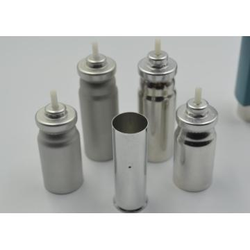 MDI canisters  plasma coated cans