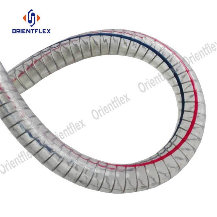 Pvc Steel Wire Hose 28