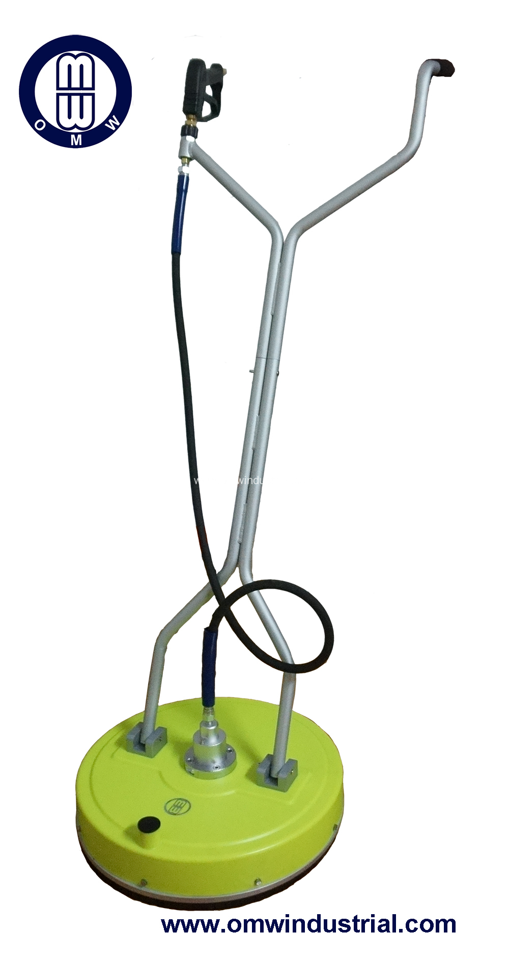 "20"" Surface Cleaner with Plastic Deck without wheels"