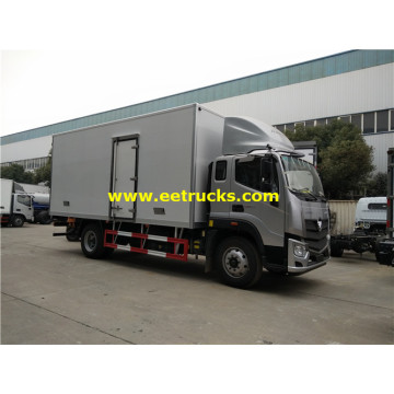 Foton 5tons Freezer Refrigerated Vans