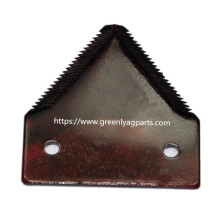 Big Discount for Replacement parts for Harvester 309197 Agricultural replcement blade for harvester supply to Zimbabwe Manufacturers