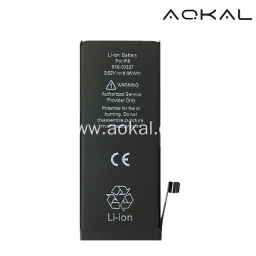 New iPhone 8 Li-ion Battery Replacement iOS 12