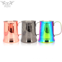 Double Wall 400ml Stainless Steel Beer/Drinking Mug