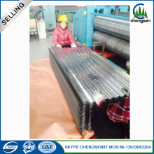 Manufactur standard for Galvanized Roofing Sheet Corrugated galvanized steel roof sheet price export to Indonesia Manufacturer