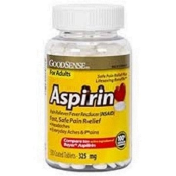 aspirin good for heart