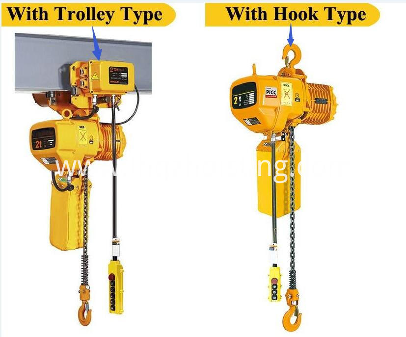 chain electric hoist