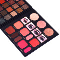 OEM makeup eyeshadow glitter waterproof eyeshadow palette