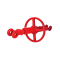 Red Coated Hand Wheel Turnbuckle Load Binder