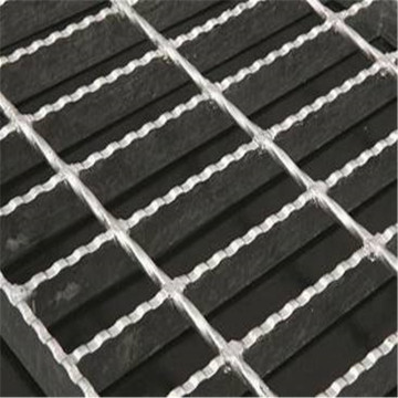 Anti Slip Serrated Steel Bar Grating