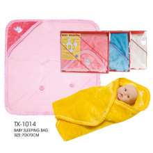 High Quality for Acrylic Baby Blanket,Baby Shawl,Zipper Baby Blanket Wholesale From China Baby Swaddle blanket with hood export to United States Factory